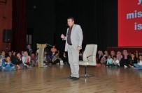 AKŞEHİR BELEDİYESİ - Akşehir'de Eğitimci - Yazar Alişan Kapaklıkaya Konferans Verdi