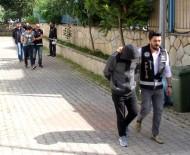 TEFECİLİK - Alanya'da Gözaltına Alınan Suç Örgütü Şüphelileri Adliyede