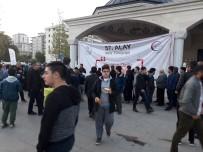 YAHYALAR - Ankara'da Minikler Çanakkale Şehitleri İçin Yürüdü