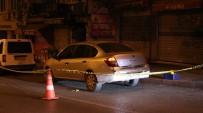 AHMET EREN - Aracını Vermek İstemeyince Bıçaklandı