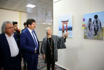 Ardahan Üniversitesinde Namba Ve Arlı Resim Sergisi