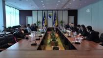 KALKINMA BANKASI - Başbakan Yardımcısı Şimşek Bosna Hersek'te