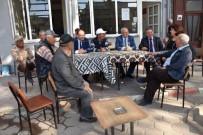 HOŞKÖY - Başkan Albayrak Şarköy'de Vatandaşlarla Bir Araya Geldi