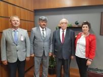 NABI AVCı - Başkan Buluşan Üreticinin Sorunlarını Milletvekili Avcı'ya Anlattı