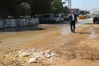 SU ŞEBEKESİ - Başkan Görmez Açıklaması 'İZSU Çalışmaları Torbalı'yı Halep'e Çevirdi'