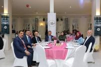 BÖLGE TOPLANTISI - Başkan Saraçoğlu, Burdur'da Düzenlenen Tarihi Kentler Birliği Toplantısı'na Katıldı