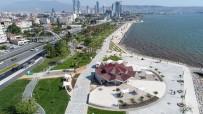 YAYA GEÇİDİ - Bayraklı'ya Yeni Kıyı Düzenlemesi