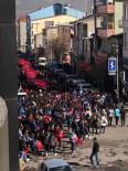 Binlerce Genç 57. Alay Vefa Yürüyüşü'ne Katıldı