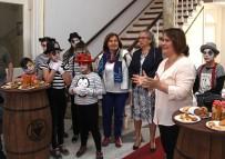 BALCıLAR - Buca Çocuk Meclisi Sanata Damgasını Vurdu