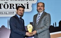 ALTıNBAŞAK - Büyükşehir Belediyesi'nin Tarım Projesine Ödül