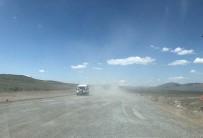 Çıldır-Ardahan Arasındaki Bölünmüş Yol Tehlike Oluşturuyor
