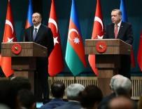 YUKARı KARABAĞ - Cumhurbaşkanı Erdoğan: Azerbaycan'la yeni projeleri hayata geçireceğiz