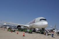 KARGO UÇAĞI - Dünyada Sadece Bir Tane Olan Olan Dev Katar Uçağı Kapılarını Açtı