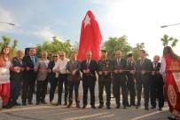 Edirneli Şehit Yüzbaşı Yusuf Kenan Efendi'nin Heykeli Törenle Açıldı
