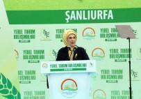 SAĞLIKLI HAYAT - Emine Erdoğan Şanlıurfa'da 3. Yerel Tohum Buluşmaları'na Katıldı