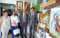 AVNI KULA - Erdemli'de Seramik Ve El Sanatları Sergisi Açıldı