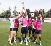 AHMET ÇALıK - Galatasaray Derbi Hazırlıklarını Sürdürdü