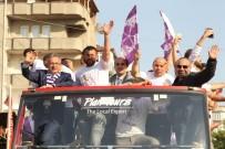 AMATÖR LİG - Gebze'de Şampiyonluk Coşkusu Meydanlara Taştı