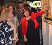 HAT SANATı - 'Geleneksel Türk-İslam Sanatları Sergisi' Açıldı