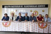 İBRAHIM ERDOĞAN - Genel Başkanlar Karaca Ve Erdoğan'dan, MGTC'ye Ziyaret