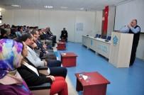 İHSAN FAZLıOĞLU - İhsan Fazlıoğlu, NEÜ'de İki Ayrı Konferans Verdi