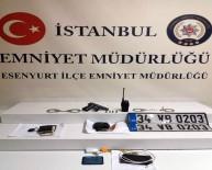 SAHTE POLİS - İstanbul'da 3 Sahte Polis Tutuklandı