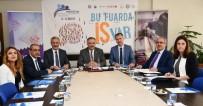 TÜRKIYE İŞ KURUMU - İstihdam Fuarı'nın İmzaları Atıldı