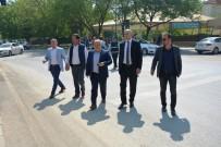 HASAN ÇELEBI - İzmit  Belediyesi'nin Mahalle Gezileri Sürüyor