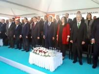 İSMAIL GÜNEŞ - Kahramankazan'da DSİ Tesisleri Toplu Temel Atma Töreni