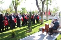 HACI İBRAHİM TÜRKOĞLU - Karaman'da '57. Alay Vefa Yürüyüşü' Yapıldı