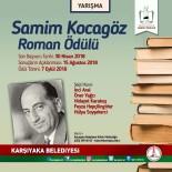 FEYZA HEPÇILINGIRLER - Karşıyaka Belediyesinden 'Edebiyat Ödülleri'