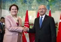 MERAL AKŞENER - Kılıçdaroğlu Ve Akşener'den Görüşme Sonrası Açıklama
