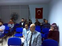 MEHMET AKIF ERSOY ÜNIVERSITESI - Kilis'te Milli Mücadele Konferansı