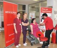 KÖK HÜCRE - Kök Hücre Ve Kan Bağışında Sağlıkçılar Örnek Oldu