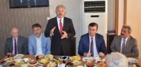 AHMET KURT - Kurt Açıklaması 'Trabzon'da 65 Yaşın Üstünde 132 Bin Yaşlımız Var'