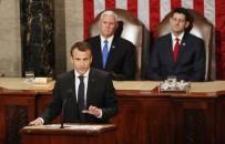KİMYASAL SİLAH - Macron'dan ABD Açıklaması Açıklaması 'Yeniden Katılacağına İnanıyorum'