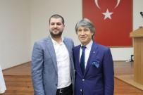 İÇEL İDMANYURDU - Mersin İdmanyurdu'nun Yeni Başkanı Erol Antonie Vitel Oldu