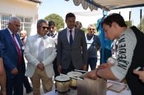 Milas'ta 20'Si TÜBİTAK, 45 Projenin Fuarı Açıldı