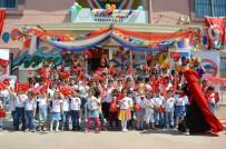 23 NİSAN ÇOCUK ŞENLİĞİ - Mülteci Çocuklar İçin 23 Nisan Şenliği