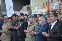 SABAH NAMAZı - Muş'ta 57. Alay Vefa Yürüyüşü Yapıldı