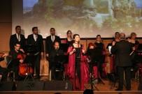 KLASİK TÜRK MÜZİĞİ - NEVÜ'de Elazığ Devlet Klasik Türk Müziği Korosu Konser Verdi