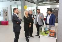 TASARIM YARIŞMASI - Orhan Kural Başakşehir Living Lab'e Hayran Kaldı