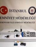 SAHTE POLİS - (Özel) Esenyurt'ta Kendilerine Polis Süsü Verip Vatandaşı Gasp Eden 3 Şahıs Tutuklandı