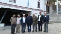 ESKIGEDIZ - Şaphane'de Tarihi Ulu Camii'ne Restorasyon