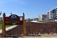 ŞEHİT YÜZBAŞI - Siteler Mahallesine 10 Bin Metre Karelik Sosyal Yaşam Alanı