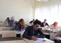 SAMI AYDıN - Sivas'ta 6 bin öğrenci deneme sınavında ter döktü
