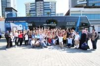 ÇOCUK FESTİVALİ - Son Misafir Öğrenciler De Ülkelerine Uğurlandı