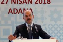 SÜLEYMAN SOYLU - 'Şu Ana Kadar 31 Milyar Dolar Harcandı'