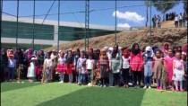 KONTEYNER KENT - Suriyeli Çocuklar 23 Nisan'ı Kutladı