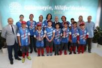 AMATÖR - Türkiye Şampiyonlarından Bozbey'e Ziyaret